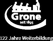 lernmalwieder - Grone Bildungszentrum Niedersachsen - Umschulungen, Qualifizierungen, Bildungsmaßnahmen